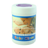 New Design 80PCS Barrel Packing Baby Wipes