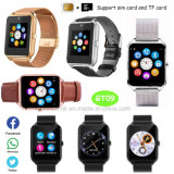 Fashion Digital Bluetooth Wrist Smart Watch with Touch-Screen GT09