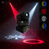 Newest High Quality Indoor 1 PCS 10W White Beam LED Head Light with DMX Controller