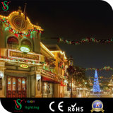 LED Street Light New Year Xmas for Outdoor Building Decoration
