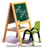 Kids Furniture Double Side Wooden Drawing Board Sf-13b