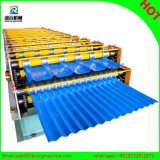 Dixin High Speed Roof Tile Double Layer Roll Forming Machine
