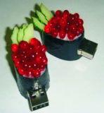 Christmas Food Pizza USB Flash Pen Drive USB Gifts