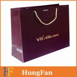Printed Luxury Color Paper Bag with Custom Logo