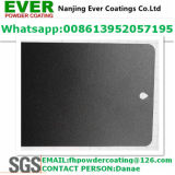 Moire Texture Sand Finish Black Color Powder Coating