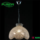 Modern Single Crystal Pendant Lighting Factory Price in Zhongshan