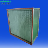 High Temperature Resistance 250 Celsius Degree HEPA Oven Filter