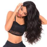 Wholesale Full Cuticle Glueless Brazilian Virgin Human Hair Lace Front Wig