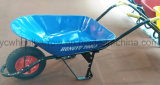 Metal Tray Wheel Barrow