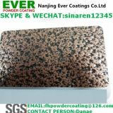 Black Copper Vein Hammer Tone Texture Powder Coating