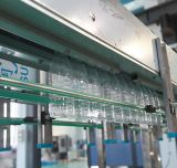 Automatic 3 in 1 Juice Hot Filling Bottling Machine