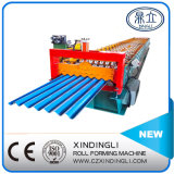 Big Wave Corrugated Roofing Sheet Making Roll Forming Machine