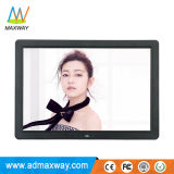 2017 Latest Design Super Silm LCD 15.4 Inch Digital Photo Frame (MW-1542DPF)
