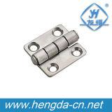 Yh9371 180 Degree Stainless Steel Locking Hinge Weld Butt Hinge