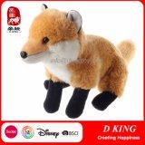 Wholesale Customized Sitting Fox Children Stuffed Animal Plush Soft Toy