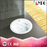 K-1502 1 Person Hot Tub_Foshan Wholesale Bathtub in Floor_High Quality Clear Acrylic Tub