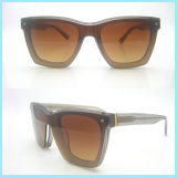 New Stylish Quality Acetate Woman Fashion Sunglasses with UV400