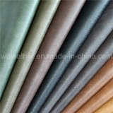High Abrasion Resistance PU Coated Leather Fabric for Fashion Bags