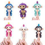 2017 New Interactive Finger Monkey Toy Interactive Toy as Gift