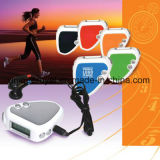 Customized Audio Jogger Pedometer/FM Radio