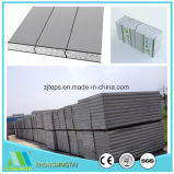 Heat Insulated/Fire Proof/Quake Proof EPS Cement Sandwich Panel for Partition Wall/Residentail/Prefab House/Building/Hotel