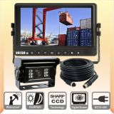 9inches Monitor Reverse Camera System with Auto Shutter Camera