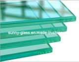 Safety Tempered Glasses Clear Tempered Glass for Construction & Decoration
