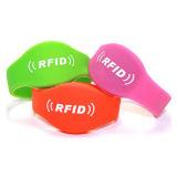 125kHz Waterproof Silicone Bracelet/RFID Wrist Straps/Proximity Wristbands (EM01)
