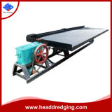 High Gold Recovery Mining Ore Shaking Vibration Table Fine Mineral Separation Sorting Equipment/Machine/Machinery
