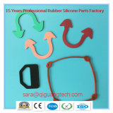 Neoprene Rubber Ring Flat Food Grade Silicone Gasket for Outdoor Lighting