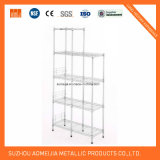 Metal Wire Adjustable Steel Fashionable Chrome Wire Shelf