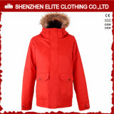 Wholesale Hot Selling Cheap Snowboard Jacket Red (ELTSNBJI-63)