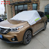 Wholesale Sunproof Half Car Cover for Sedan SUV Station Wagon Van Pickup