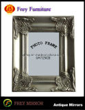 Ornate Wooden Craft Wall Mirro/Picture Photo Frame