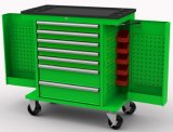 36 Inch 7 Drawer Roller Cabinet; Tool Cabinet