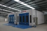 Industrial Spray Booth with Short Wave Lamp Movable Paint Booth