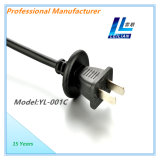 Chinese Electrical Plug Cord with CCC Approved 6A/10A