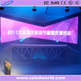 P6 Large Indoor Fullcolor LED Wall Video Display for Stage
