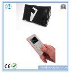 Wholesale Colorful M5 Ultra Thin Mini Mobile Phone Mini Gift Child Basic Card Mobile Phone