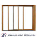 Economical Aluminium Vertical Sliding Window