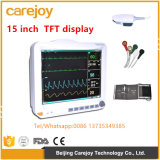 Ce&ISO Approved 15 Inch ICU Ccu 6-Parameter Patient Monitor-Alisa