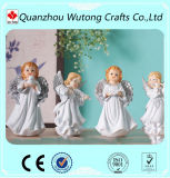 Small Miniature Resin 4 Kinds Baby Angel Figurines Home Decors