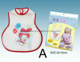 Soft EVA Baby Bib with Lovely Cartoon Pattern
