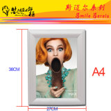 Aluminum Display Frame Painting Art Photo Frame for Home Decoration