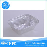 Rectangular Aluminium Foil Carry-out Container
