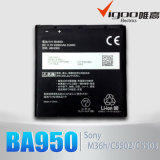 Hot Sale Mobile Phone Battery for Sony Ba950