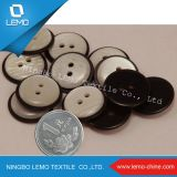2holes Imitation Horn Resin/Polyester Button