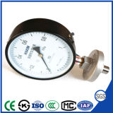 150mm Diaphragm Seal and Corrosion Resistant Pressure Gauge Manometer with Ce