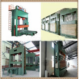 Upper-Typed Cold Press Machine by Hydraulic