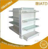 Stainless Steel Wire Multi-Function Store Chinese Supermarket Metal Retail Display Wardrob Shelf